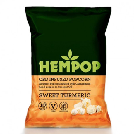 SWEET AND TURMERIC HEMPOP