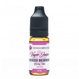 CBD and Berries Vape Juice - 10ml or 30ml bottle